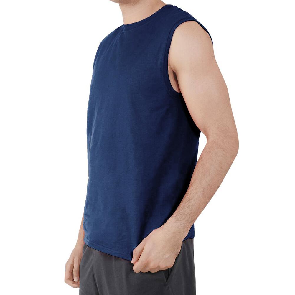 Fruit Of The Loom Men/'s Sleeveless Crew Neck Cotton Comfort Muscle Tee