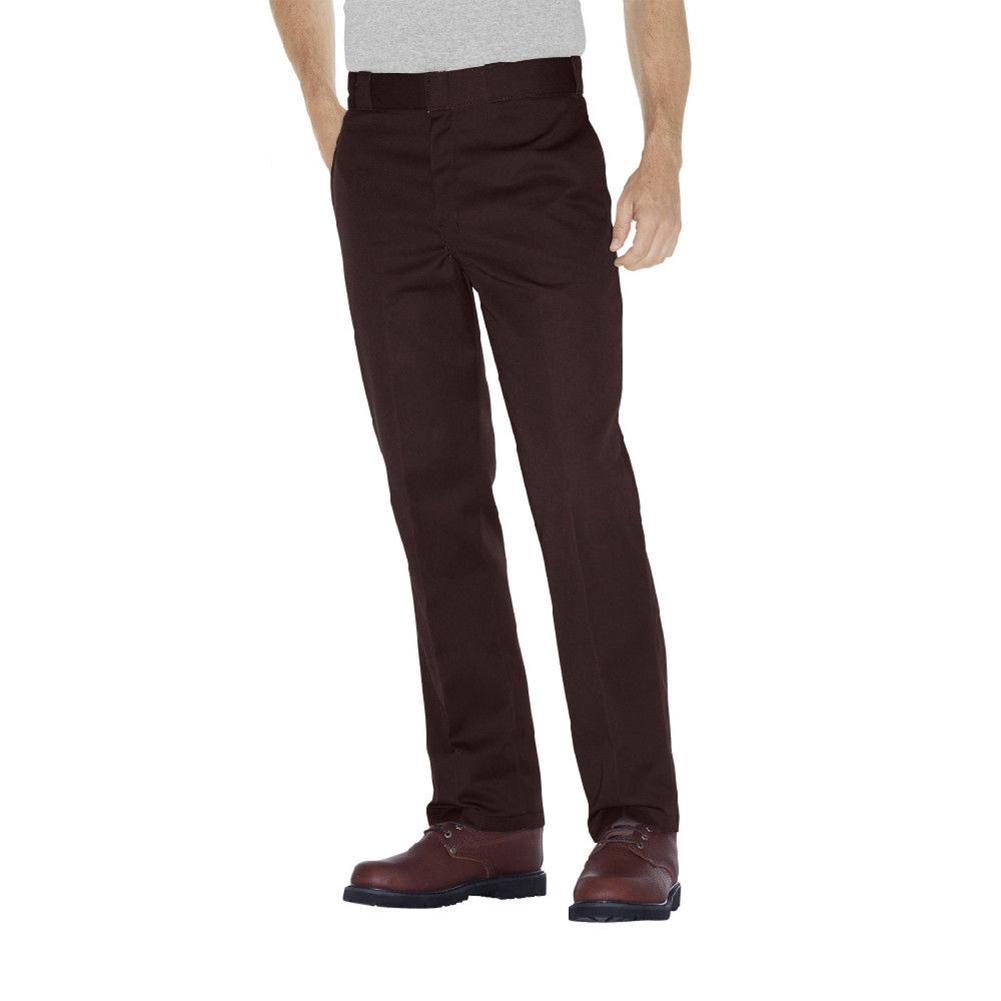 thumbnail 4 - Dickies Men's 874 Original Fit Classic Work School Uniform Straight Leg Pants