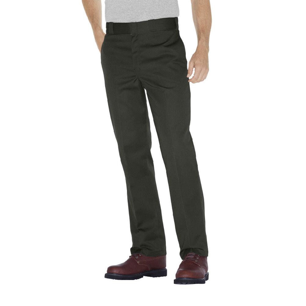 thumbnail 8 - Dickies Men's 874 Original Fit Classic Work School Uniform Straight Leg Pants