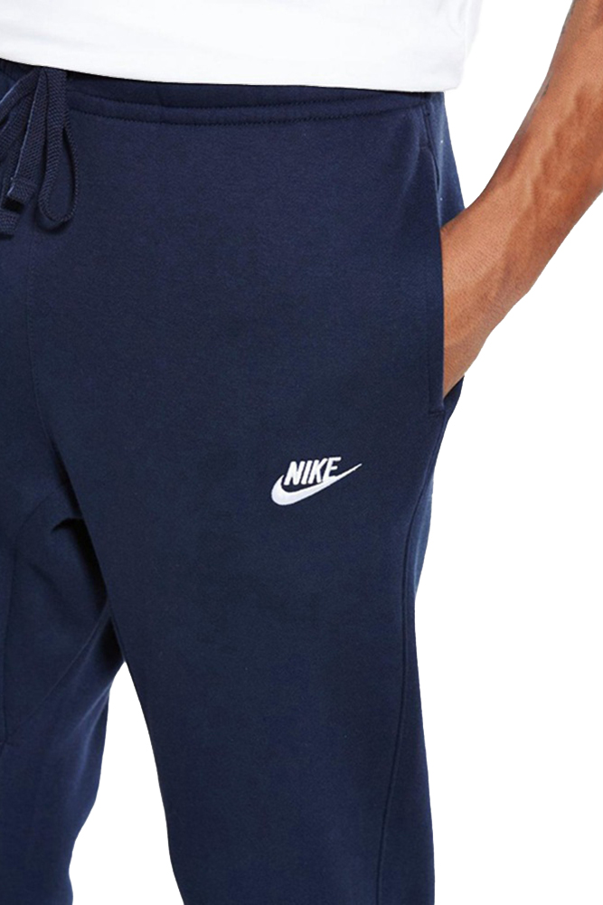 Nike-Men-039-s-Fleece-Jogger-Pants-With-Drawstring-Waist-and-Back-Pocket