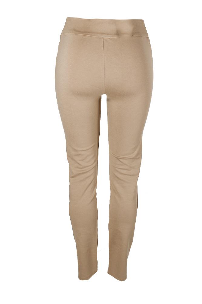 82d3fae1c9024 Inc International Concepts Doe Faux-Leather-Trim Skinny-Leg Curvy-Fit Pants  12S