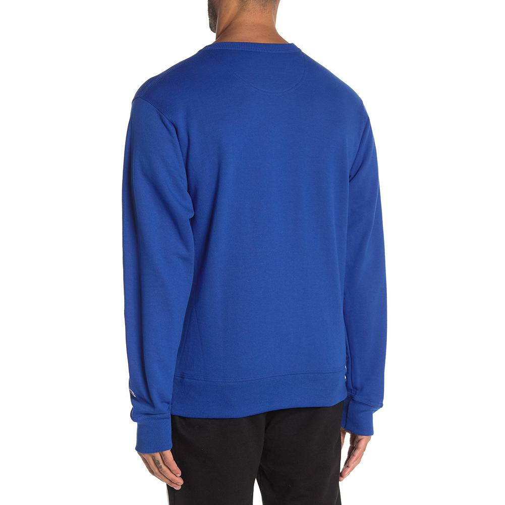Champion-Men-039-s-GF88H-Y07973-Powerblend-Fleece-Vertical-Script-Logo-Sweatshirt thumbnail 16