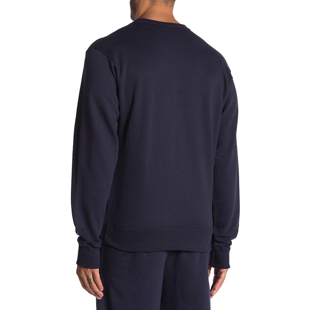 Champion-Men-039-s-GF88H-Y07973-Powerblend-Fleece-Vertical-Script-Logo-Sweatshirt thumbnail 7