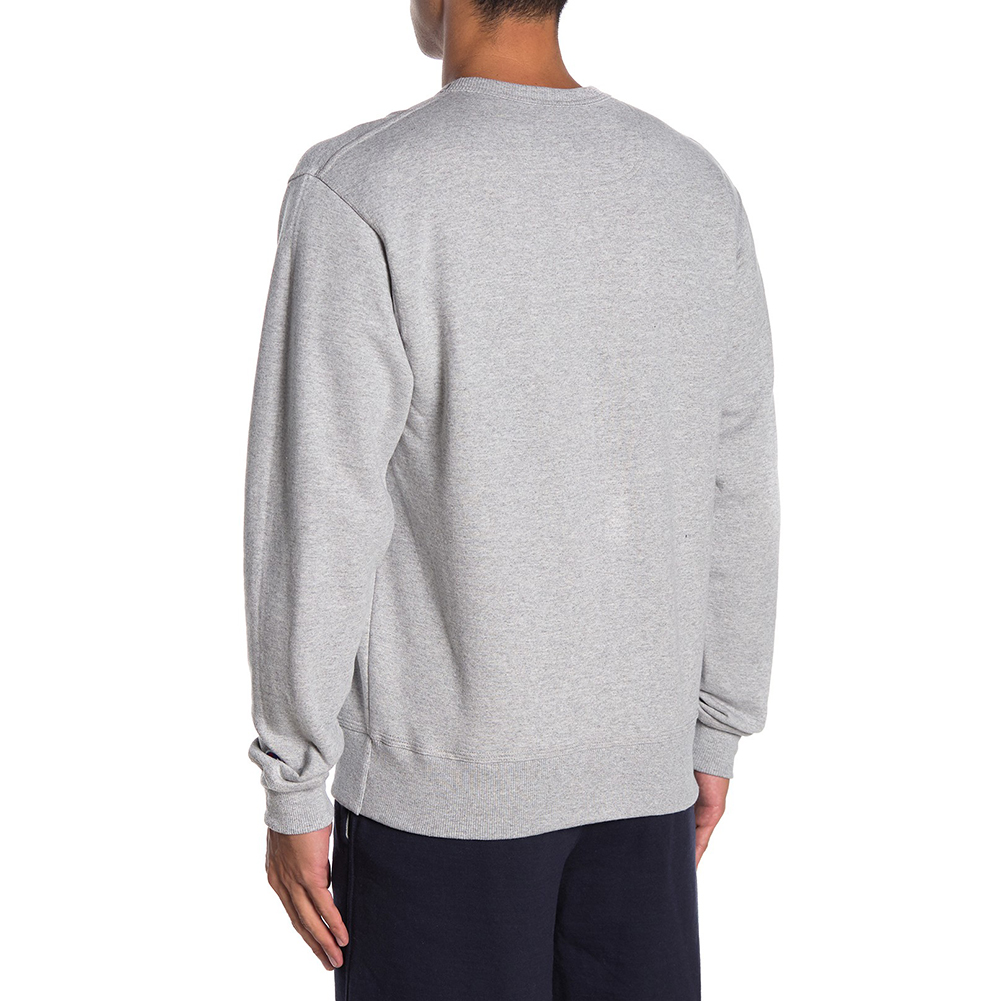 Champion-Men-039-s-GF88H-Y07973-Powerblend-Fleece-Vertical-Script-Logo-Sweatshirt thumbnail 10