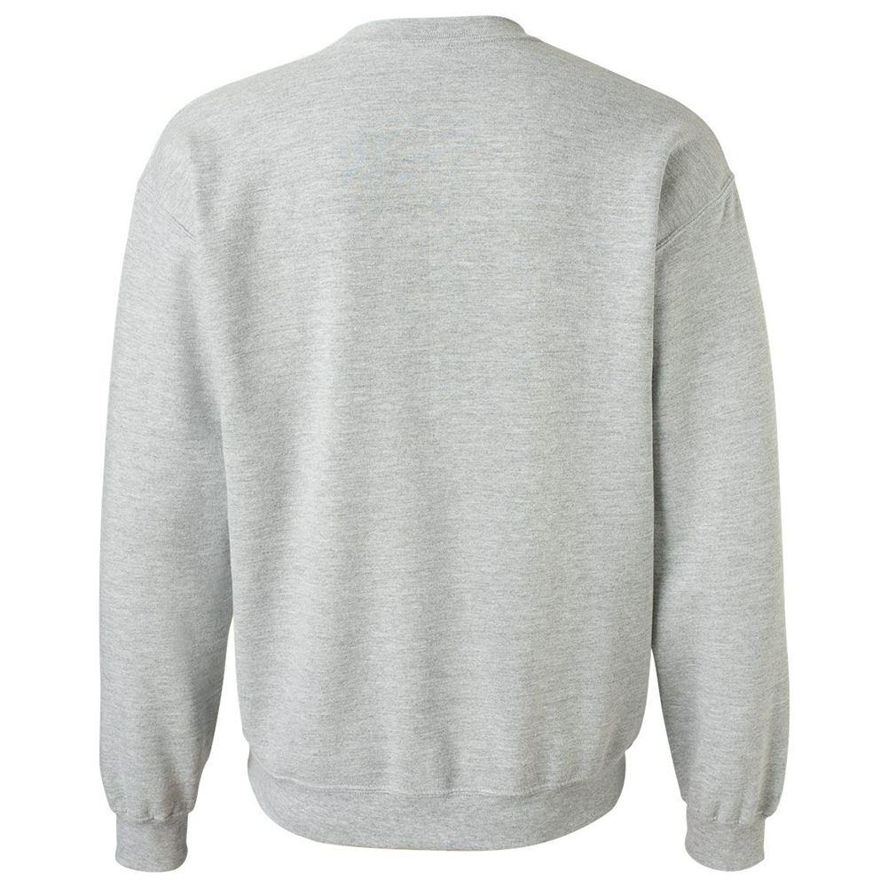 Gildan-Men-039-s-1800-Long-Sleeve-Heavy-Blend-Crew-Neck-Pullover-Sweatshirt thumbnail 3