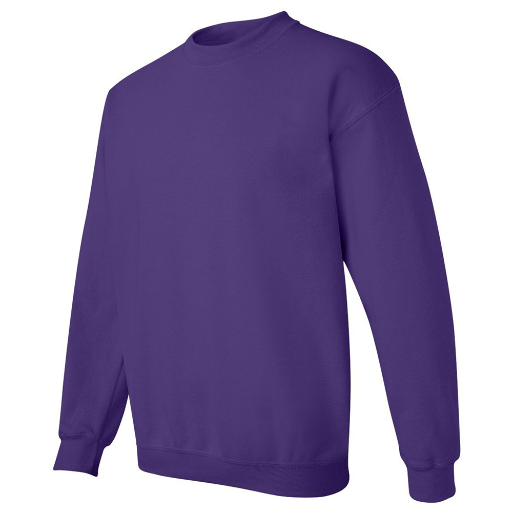 Gildan-1800-Long-Sleeve-Heavy-Blend-Crew-Neck-Men-039-s-Pullover-Sweatshirt thumbnail 40