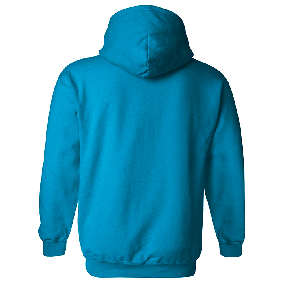 Gildan-Men-039-s-Long-Sleeve-Heavy-Blend-Front-Pocket-Pullover-Hoodie thumbnail 3