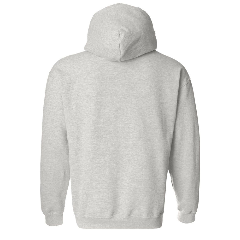 Gildan-Men-039-s-Long-Sleeve-Heavy-Blend-Front-Pocket-Pullover-Hoodie thumbnail 6
