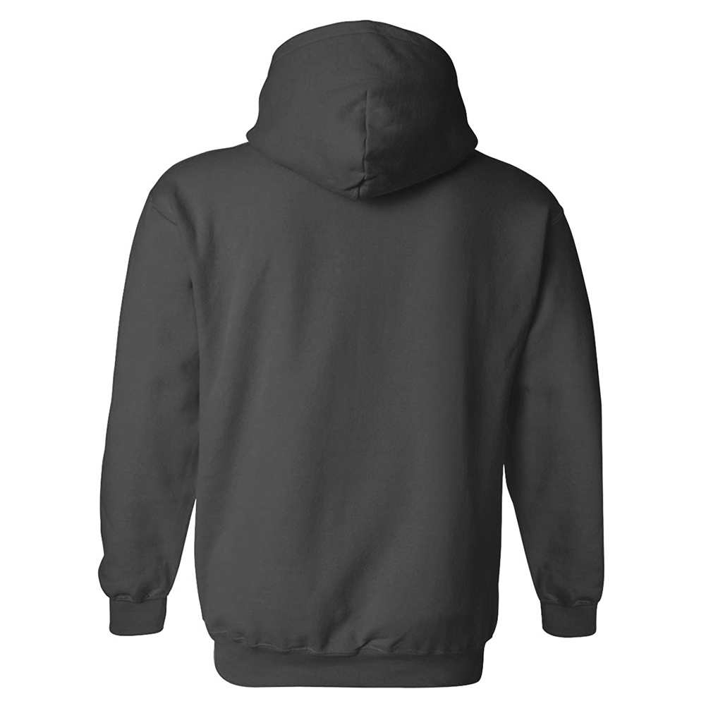 Gildan-Men-039-s-Long-Sleeve-Heavy-Blend-Front-Pocket-Pullover-Hoodie thumbnail 9