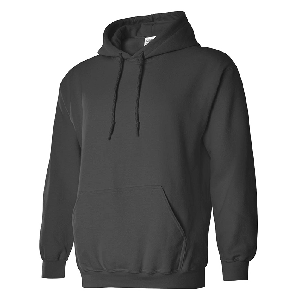Gildan-Men-039-s-Long-Sleeve-Heavy-Blend-Front-Pocket-Pullover-Hoodie thumbnail 10