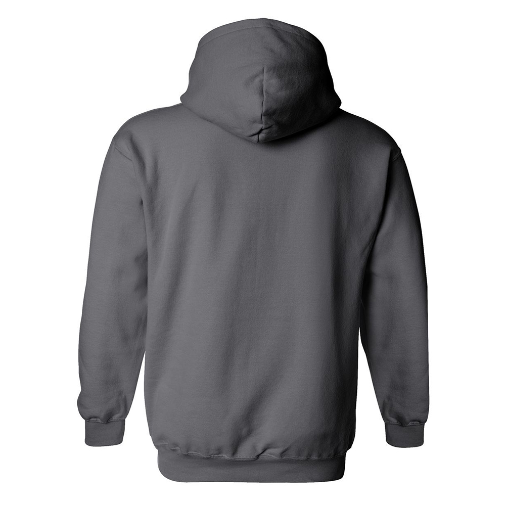 Gildan-Men-039-s-Long-Sleeve-Heavy-Blend-Front-Pocket-Pullover-Hoodie thumbnail 15