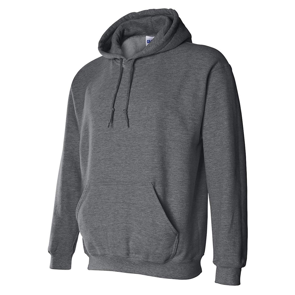 Gildan-Men-039-s-Long-Sleeve-Heavy-Blend-Front-Pocket-Pullover-Hoodie thumbnail 19