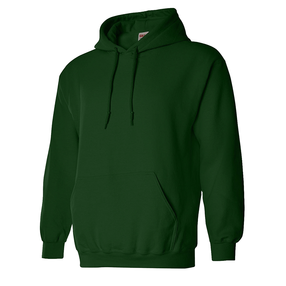 Gildan-Men-039-s-Long-Sleeve-Heavy-Blend-Front-Pocket-Pullover-Hoodie thumbnail 22