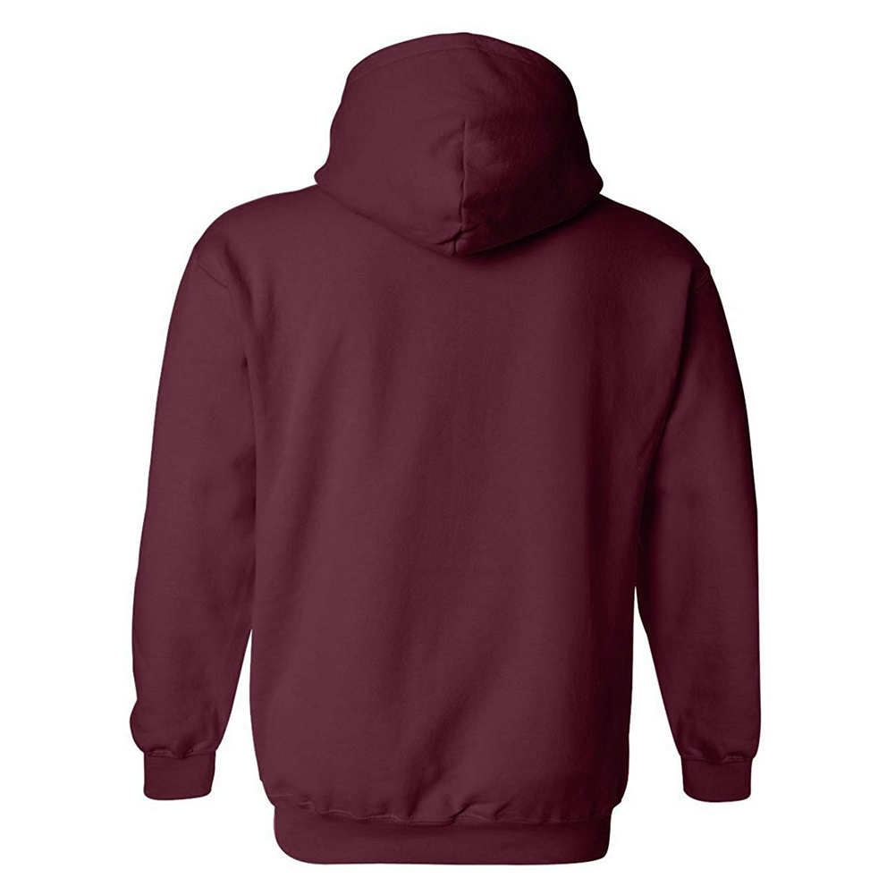Gildan-Men-039-s-Long-Sleeve-Heavy-Blend-Front-Pocket-Pullover-Hoodie thumbnail 24