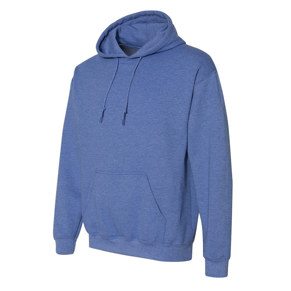 Gildan-Men-039-s-Long-Sleeve-Heavy-Blend-Front-Pocket-Pullover-Hoodie thumbnail 30