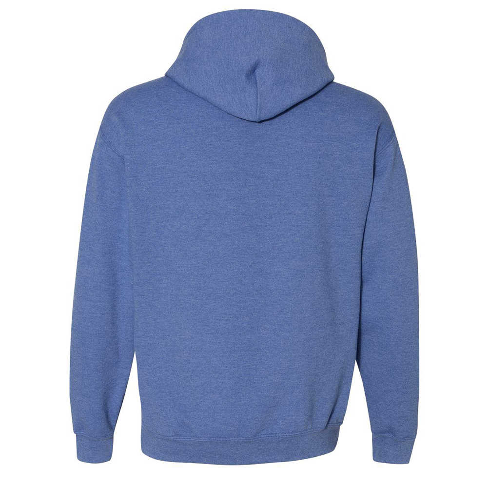 Gildan-Men-039-s-Long-Sleeve-Heavy-Blend-Front-Pocket-Pullover-Hoodie thumbnail 31