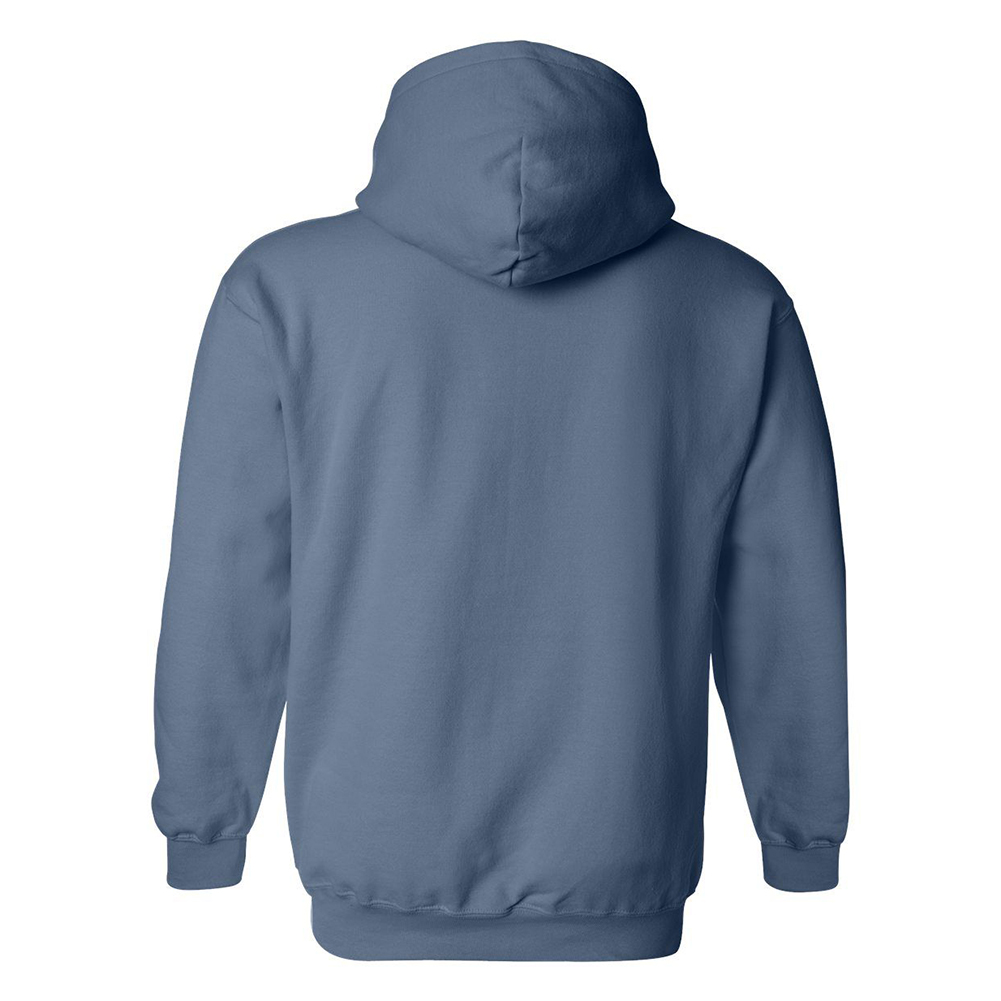 Gildan-Men-039-s-Long-Sleeve-Heavy-Blend-Front-Pocket-Pullover-Hoodie thumbnail 33