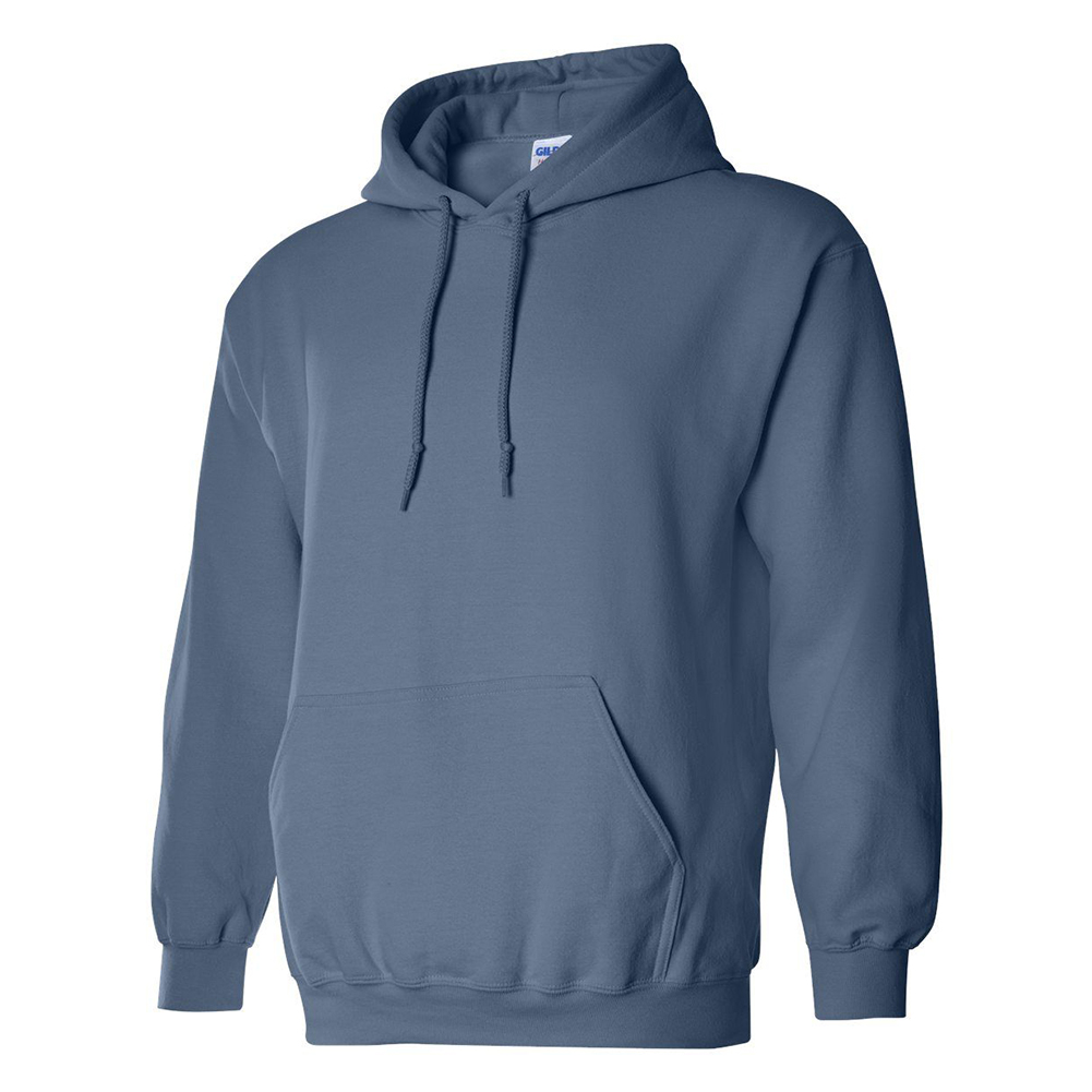 Gildan-Men-039-s-Long-Sleeve-Heavy-Blend-Front-Pocket-Pullover-Hoodie thumbnail 34