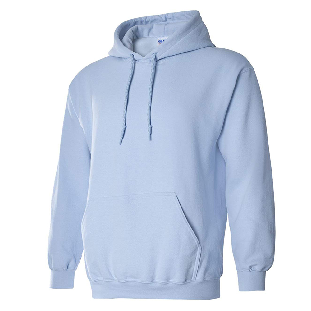 Gildan-Men-039-s-Long-Sleeve-Heavy-Blend-Front-Pocket-Pullover-Hoodie thumbnail 37