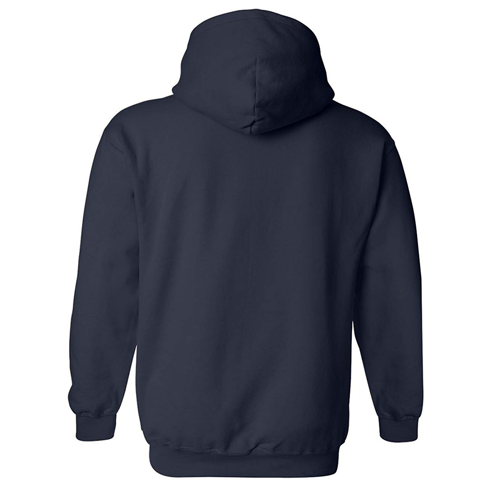 Gildan-Men-039-s-Long-Sleeve-Heavy-Blend-Front-Pocket-Pullover-Hoodie thumbnail 42