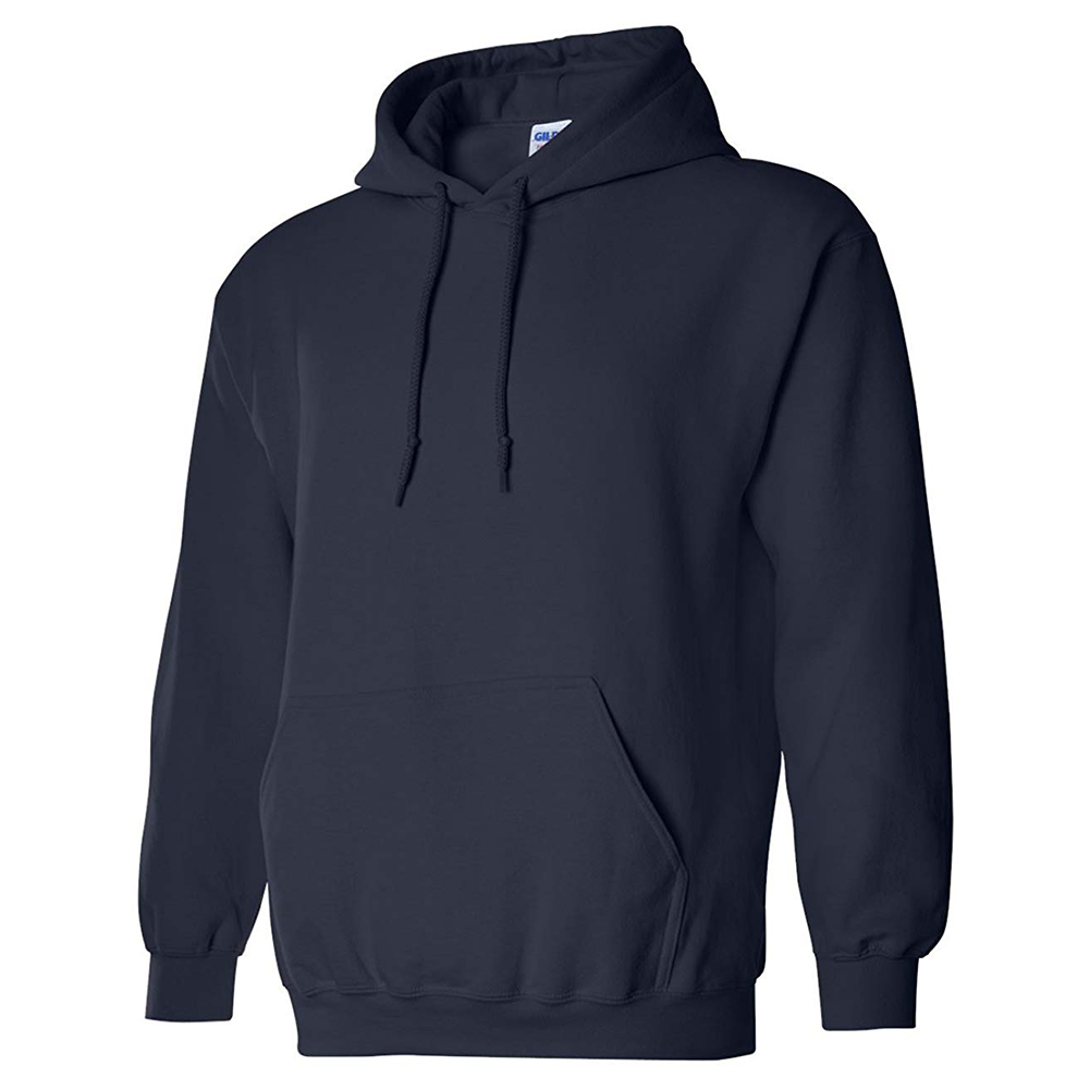 Gildan-Men-039-s-Long-Sleeve-Heavy-Blend-Front-Pocket-Pullover-Hoodie thumbnail 43