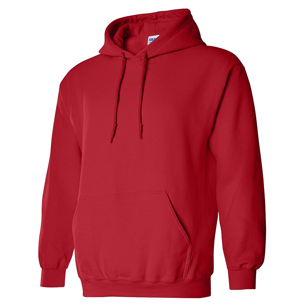 Gildan-Men-039-s-Long-Sleeve-Heavy-Blend-Front-Pocket-Pullover-Hoodie thumbnail 52