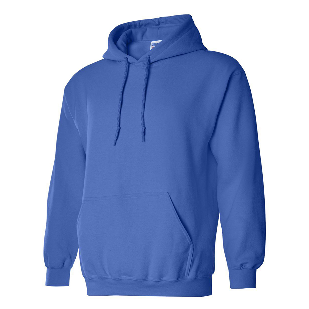 Gildan-Men-039-s-Long-Sleeve-Heavy-Blend-Front-Pocket-Pullover-Hoodie thumbnail 54