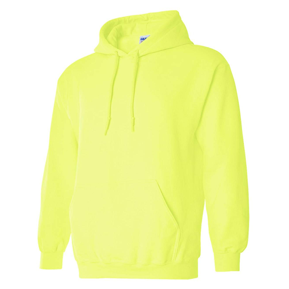 Gildan-Men-039-s-Long-Sleeve-Heavy-Blend-Front-Pocket-Pullover-Hoodie thumbnail 61