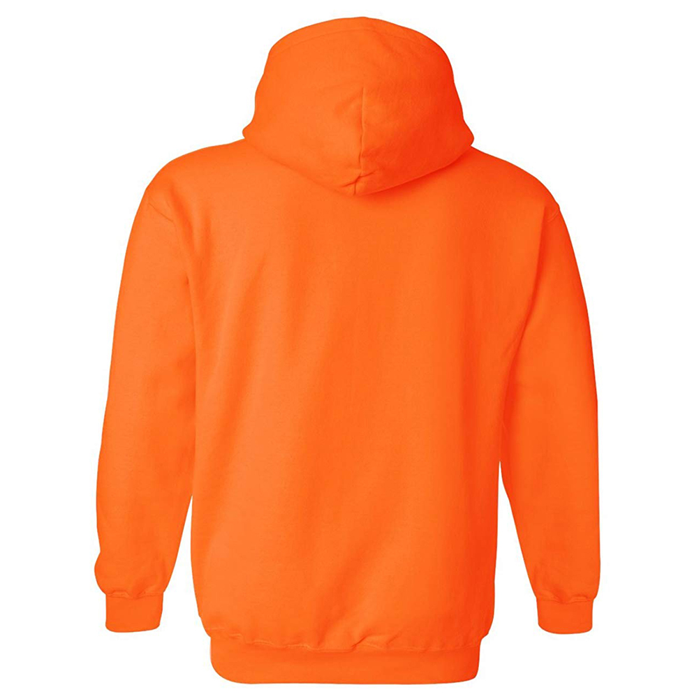 Gildan-Men-039-s-Long-Sleeve-Heavy-Blend-Front-Pocket-Pullover-Hoodie thumbnail 57