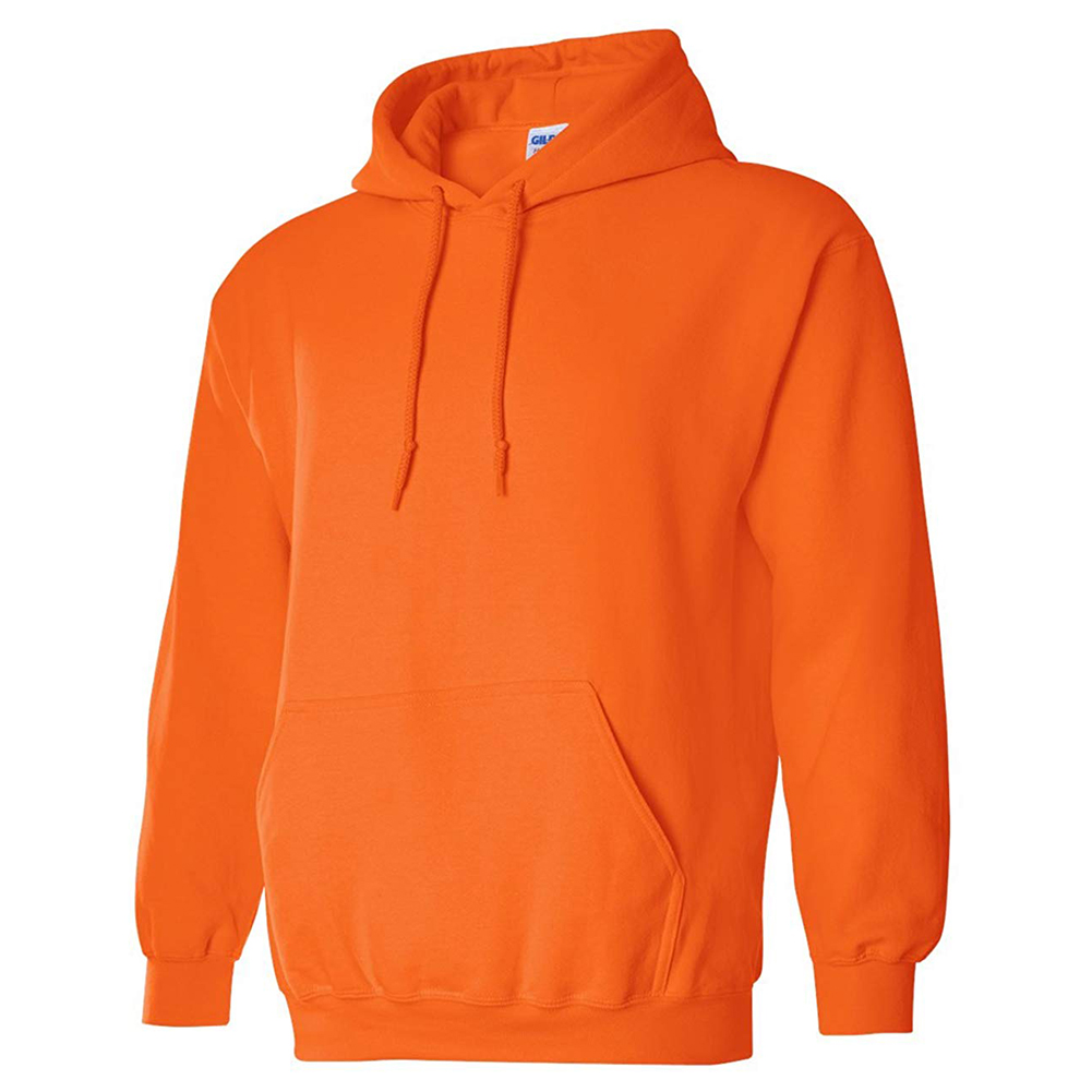 Gildan-Men-039-s-Long-Sleeve-Heavy-Blend-Front-Pocket-Pullover-Hoodie thumbnail 58