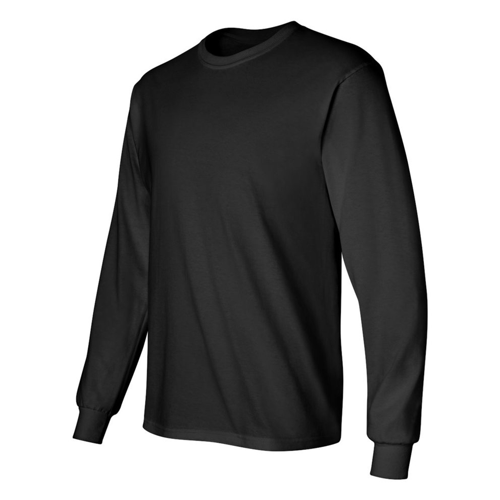 Gildan-Men-039-s-2400-Long-Sleeve-Ultra-Cotton-Crew-Neck-T-Shirt thumbnail 7