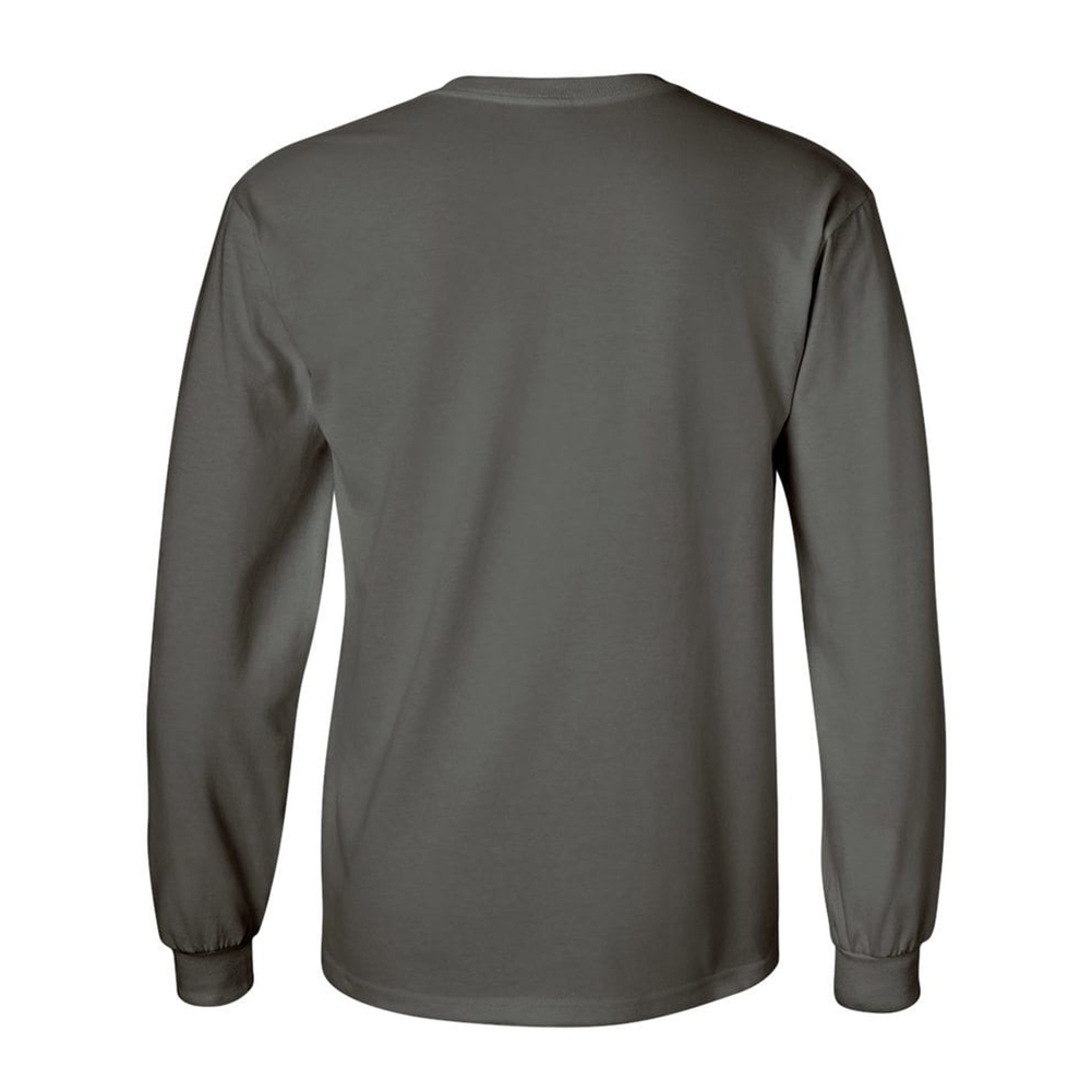 Gildan-Men-039-s-2400-Long-Sleeve-Ultra-Cotton-Crew-Neck-T-Shirt thumbnail 9