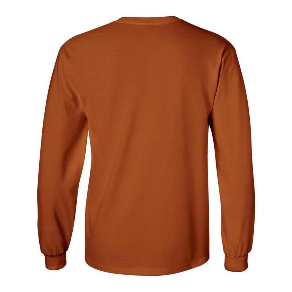Gildan-Men-039-s-2400-Long-Sleeve-Ultra-Cotton-Crew-Neck-T-Shirt thumbnail 12