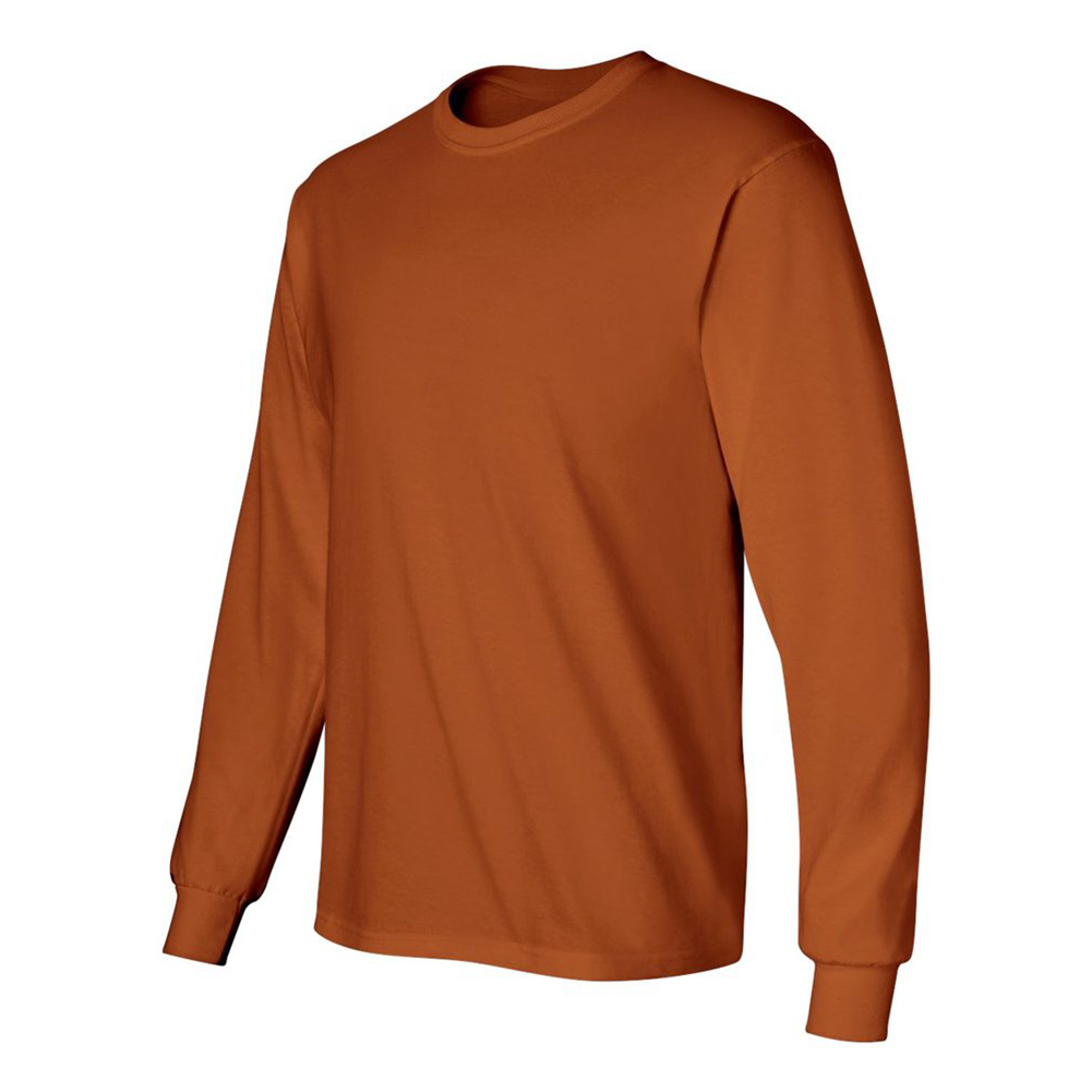 Gildan-Men-039-s-2400-Long-Sleeve-Ultra-Cotton-Crew-Neck-T-Shirt thumbnail 13