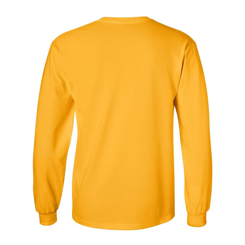 Gildan-Men-039-s-2400-Long-Sleeve-Ultra-Cotton-Crew-Neck-T-Shirt thumbnail 18