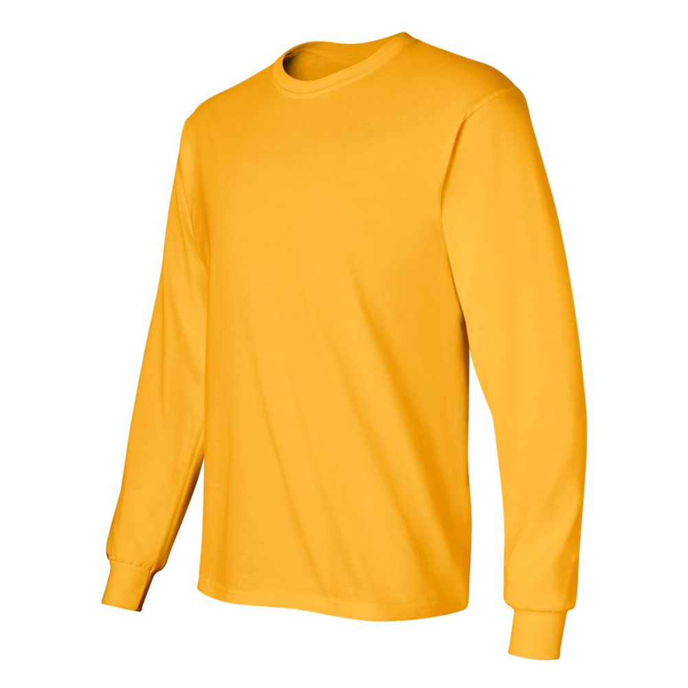 Gildan-Men-039-s-2400-Long-Sleeve-Ultra-Cotton-Crew-Neck-T-Shirt thumbnail 19