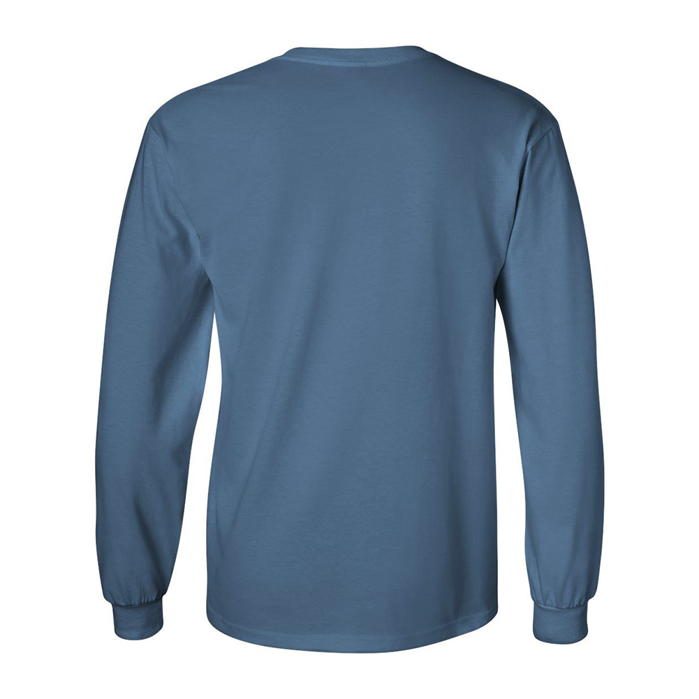 Gildan-Men-039-s-2400-Long-Sleeve-Ultra-Cotton-Crew-Neck-T-Shirt thumbnail 21