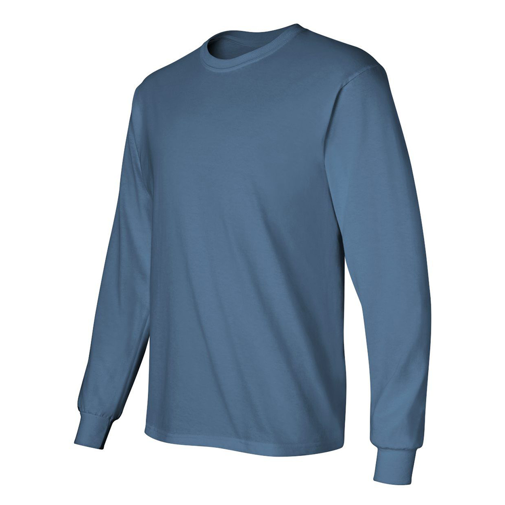 Gildan-Men-039-s-2400-Long-Sleeve-Ultra-Cotton-Crew-Neck-T-Shirt thumbnail 22
