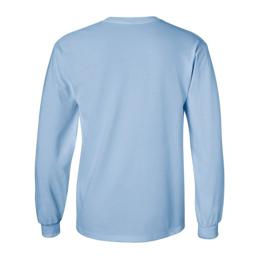 Gildan-Men-039-s-2400-Long-Sleeve-Ultra-Cotton-Crew-Neck-T-Shirt thumbnail 24