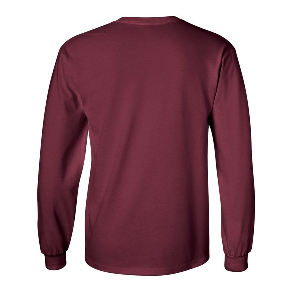 Gildan-Men-039-s-2400-Long-Sleeve-Ultra-Cotton-Crew-Neck-T-Shirt thumbnail 27
