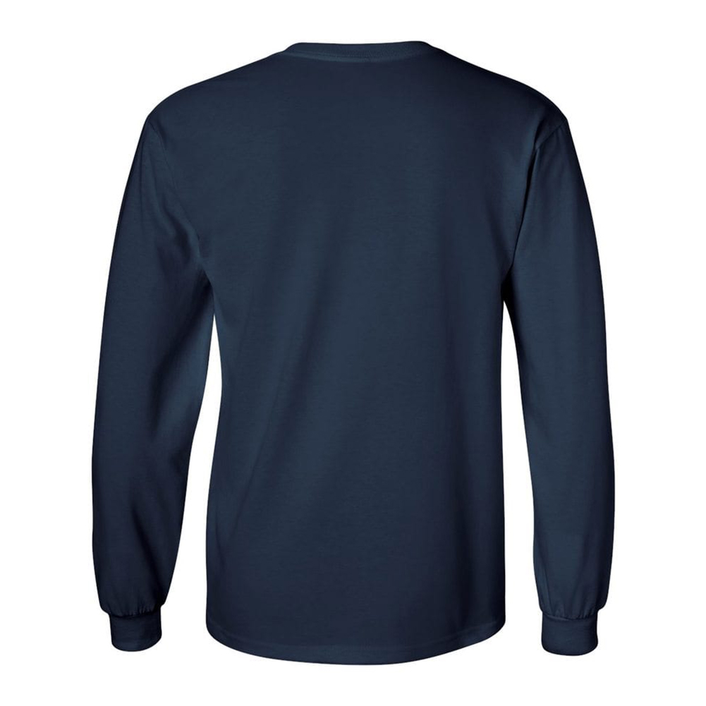 Gildan-Men-039-s-2400-Long-Sleeve-Ultra-Cotton-Crew-Neck-T-Shirt thumbnail 30