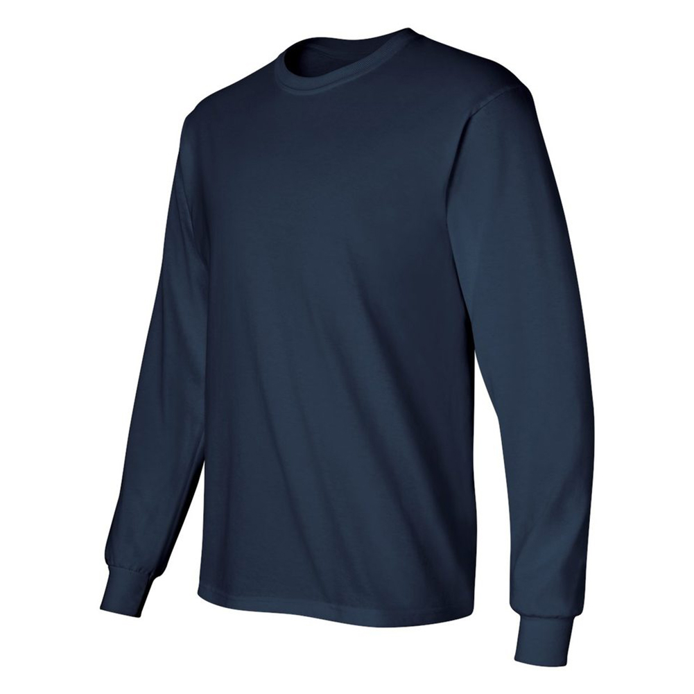 Gildan-Men-039-s-2400-Long-Sleeve-Ultra-Cotton-Crew-Neck-T-Shirt thumbnail 31