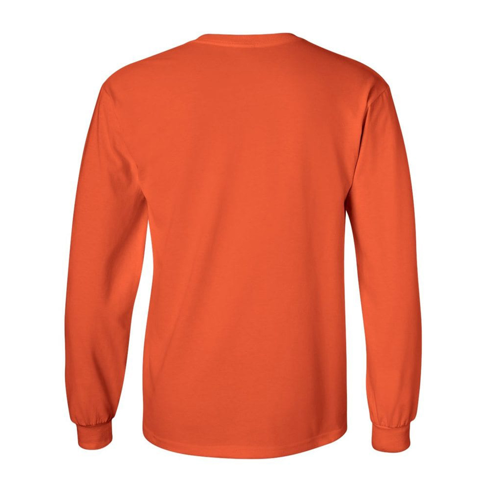Gildan-Men-039-s-2400-Long-Sleeve-Ultra-Cotton-Crew-Neck-T-Shirt thumbnail 33