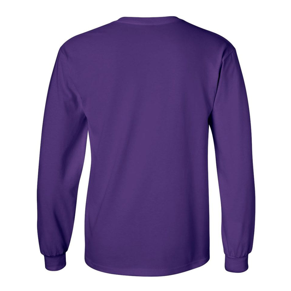 Gildan-Men-039-s-2400-Long-Sleeve-Ultra-Cotton-Crew-Neck-T-Shirt thumbnail 36