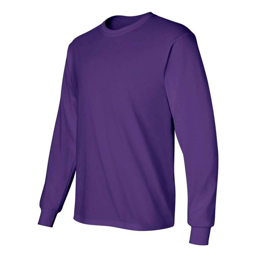 Gildan-Men-039-s-2400-Long-Sleeve-Ultra-Cotton-Crew-Neck-T-Shirt thumbnail 37