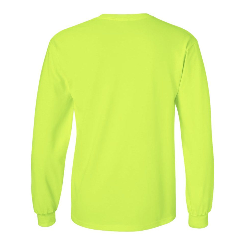 Gildan-Men-039-s-2400-Long-Sleeve-Ultra-Cotton-Crew-Neck-T-Shirt thumbnail 39