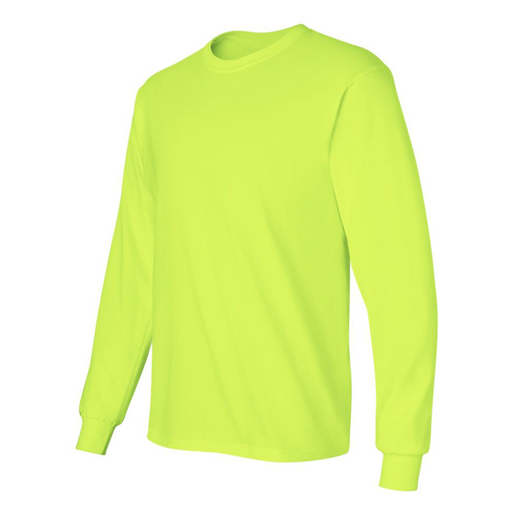 Gildan-Men-039-s-2400-Long-Sleeve-Ultra-Cotton-Crew-Neck-T-Shirt thumbnail 40
