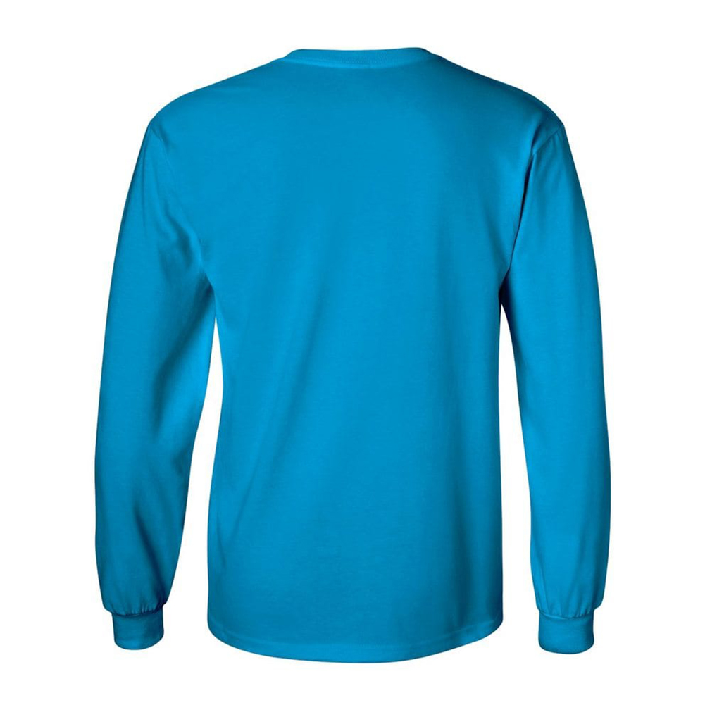 Gildan-Men-039-s-2400-Long-Sleeve-Ultra-Cotton-Crew-Neck-T-Shirt thumbnail 42