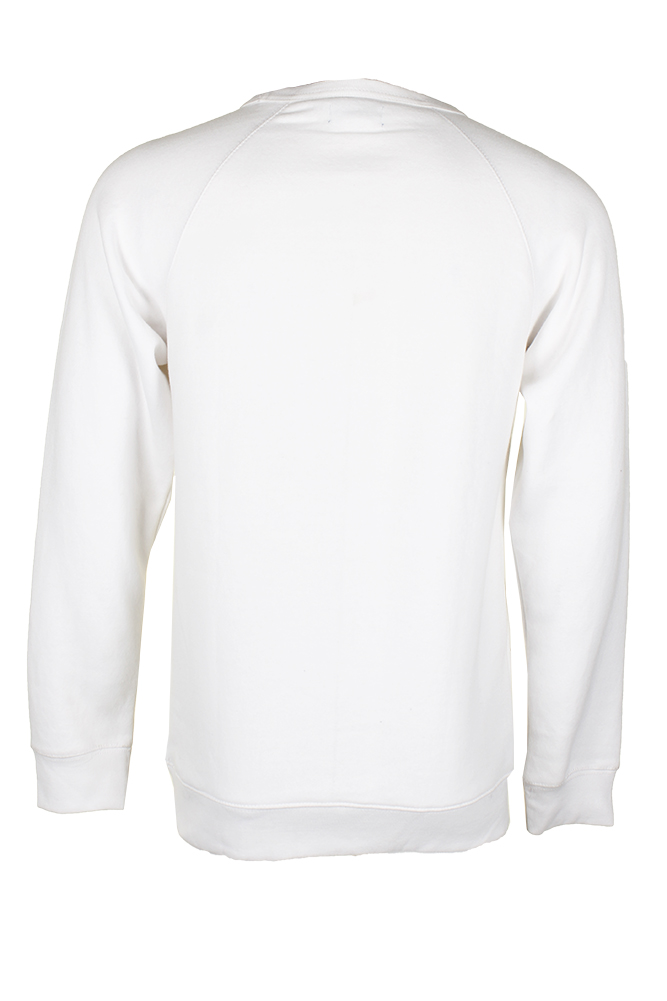 Adidas-Men-039-s-Trefoil-Logo-Graphic-Raglan-Sleeve-Sweatshirt thumbnail 21