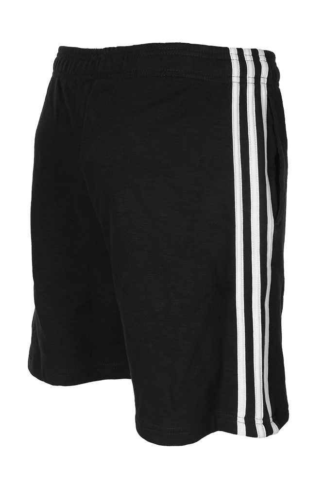 Adidas-Men-039-s-Essential-Logo-Shorts-Athletic-Gym-French-Terry-Joggers miniature 3